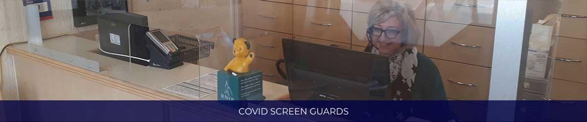 Covid Screen Guards