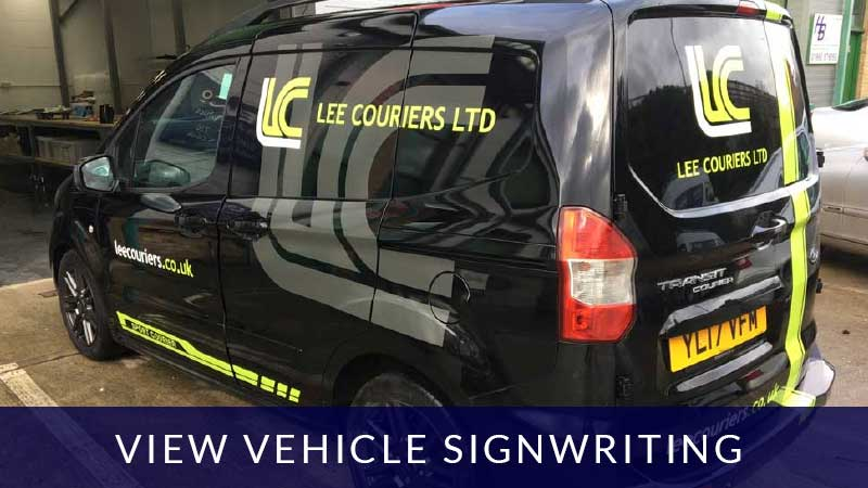 View Vehicle Signwriting