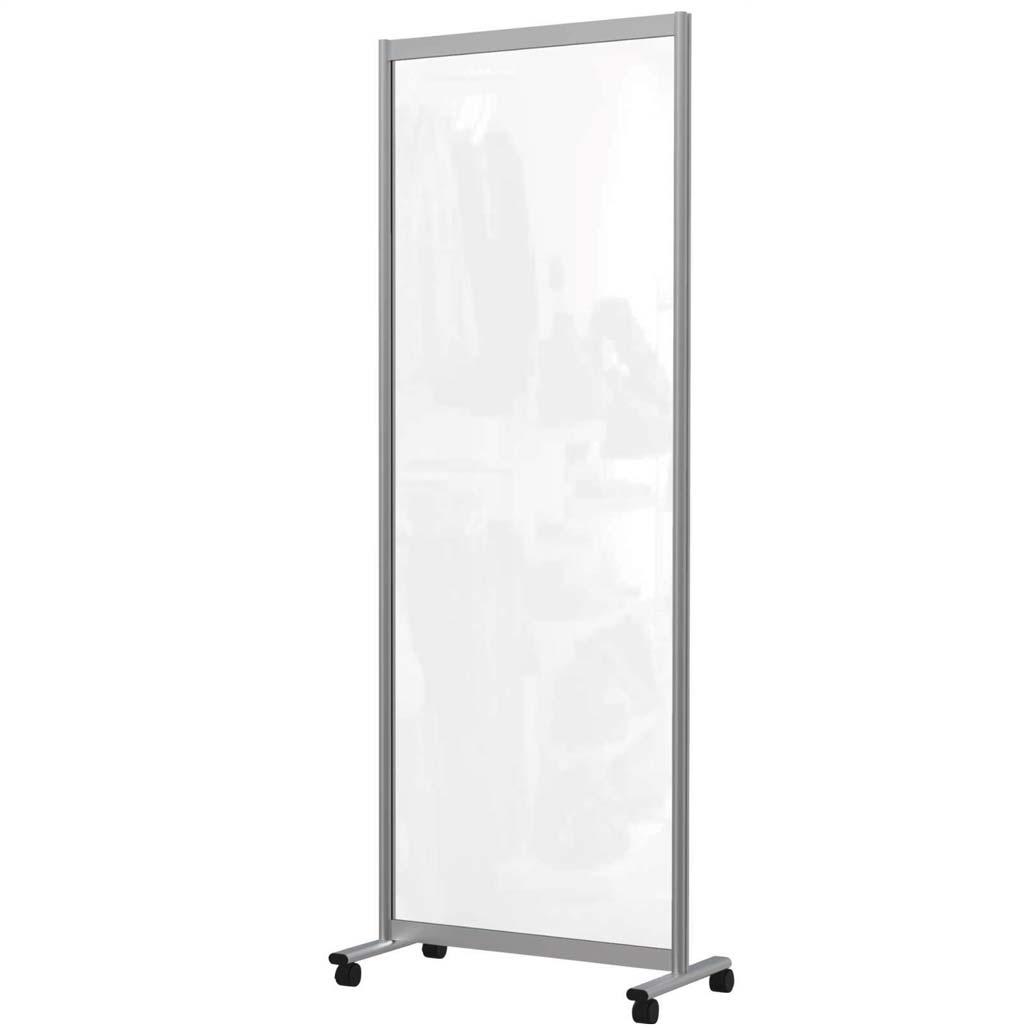 Mobile Acrylic Screen Divider 1