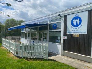 Business Panel Sign Hertfordshire