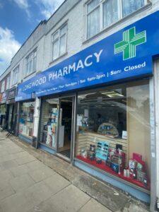 Pharmacy Sign Board