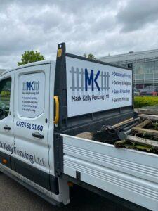 Van Sign Panels Hertfordshire