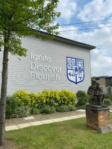 School Signage Signs Hertfordshire
